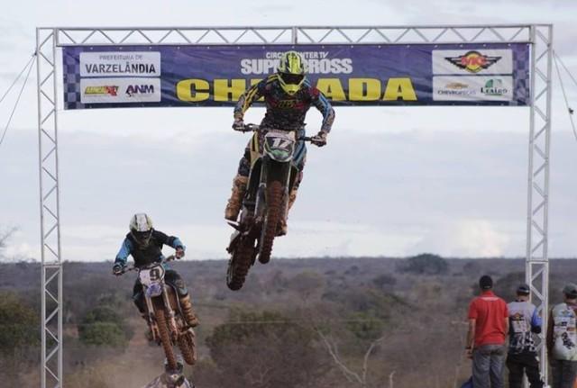 Das três etapas em que a Pró1 estava em disputa, Edmundo Pires (17) venceu todas.