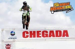 Claudinho Silva é o 6º colocado na MX4 da Copa MG