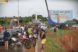 Mais de 120 motociclistas se inscreveram para o Trilhão
